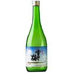 画像1: 雪中梅 純米酒