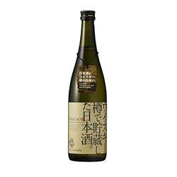 画像1: 原酒 ウィスキー樽で貯蔵した日本酒。FUKUGAO