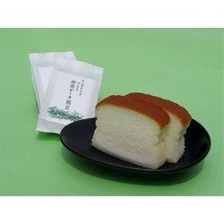 画像1: 芳林堂 地酒ケーキ緑川(6個入、10個入、バラ1個)