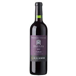 画像1: 岩の原ワイン マスカット・ベーリーA バースプレイス 2015  赤
