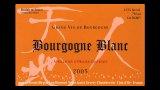 Bourgogne Blanc 2015 ブルゴーニュ ブラン