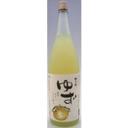 画像1: 梅乃宿 ゆず酒